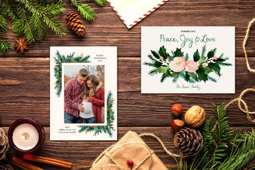 Blush-Bashful-Blooms-Christmas-cards
